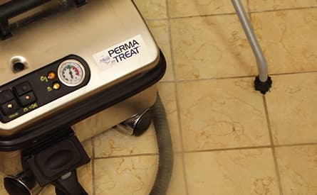 Perma Treat Cleaning Machine